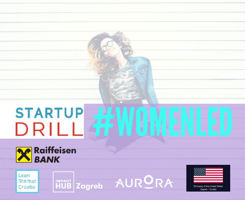 Startup Drill Zagreb Women Led Edition