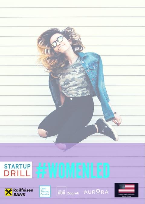 Startup Drill Zagreb Women Led Edition