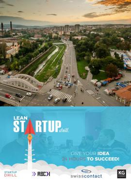 Startup Drill Kragujevac
