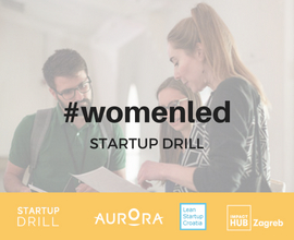 Startup Drill Zagreb Women Led 2nd Edition