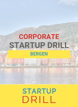 Corporate Startup Drill Bergen