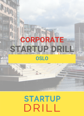 Corporate Startup Drill Oslo