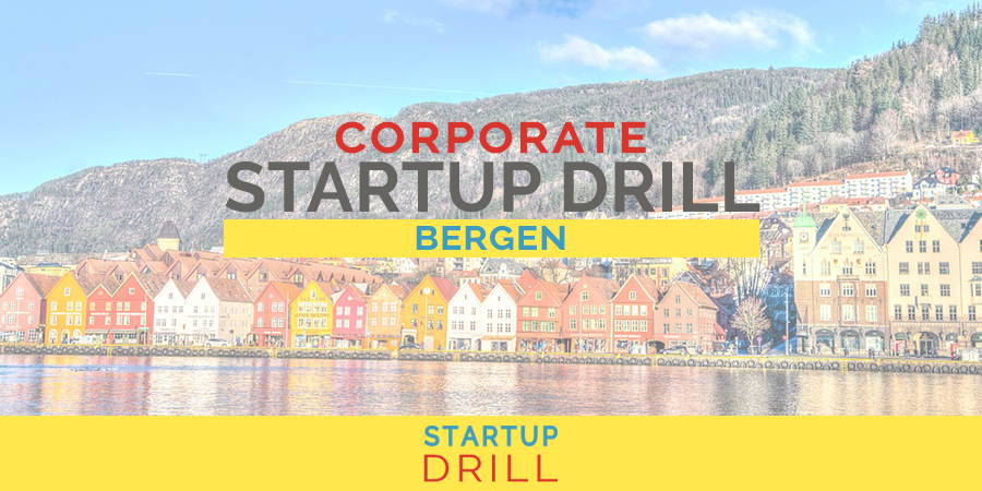 Corporate Startup Drill Bergen